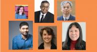 Pictures of Fall Seminar Speakers